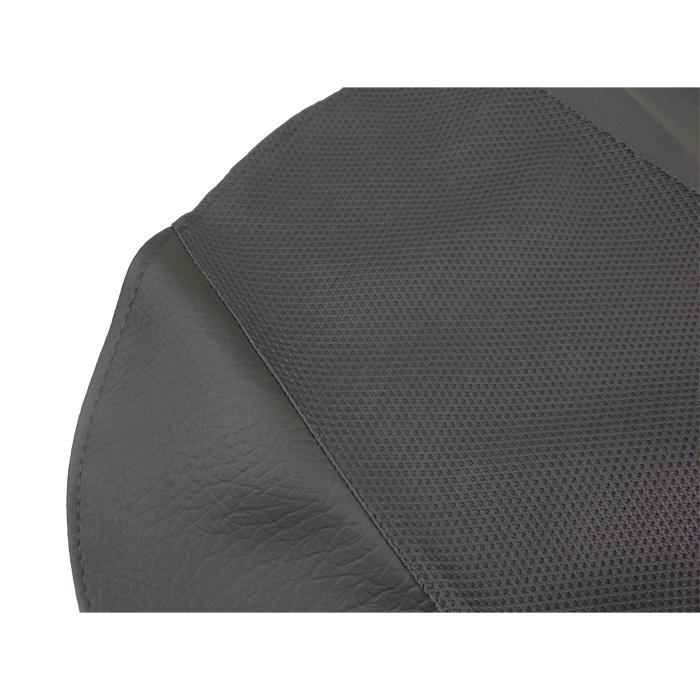 Capa de Banco Honda CBX 250 Twister ANTI-DERRAPANTE Preta