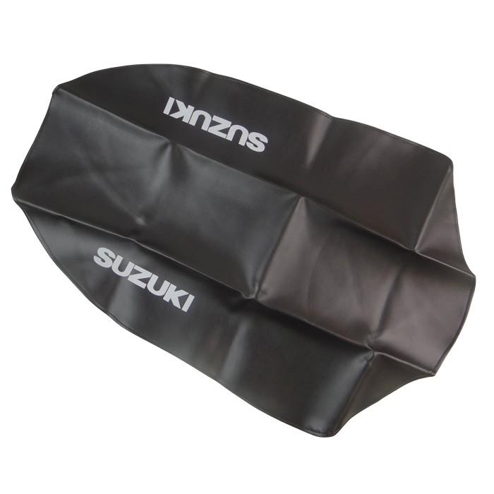 Capa de Banco Suzuki DR 800 93-99 Preto