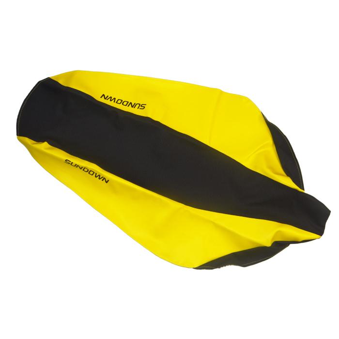 Capa de Banco Sundown STX 200 Amarelo