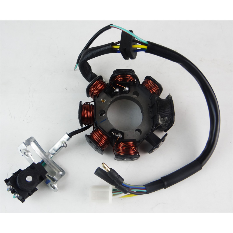Estator Honda Titan 125 01-02 / XLR 125 2001 (magnetron)