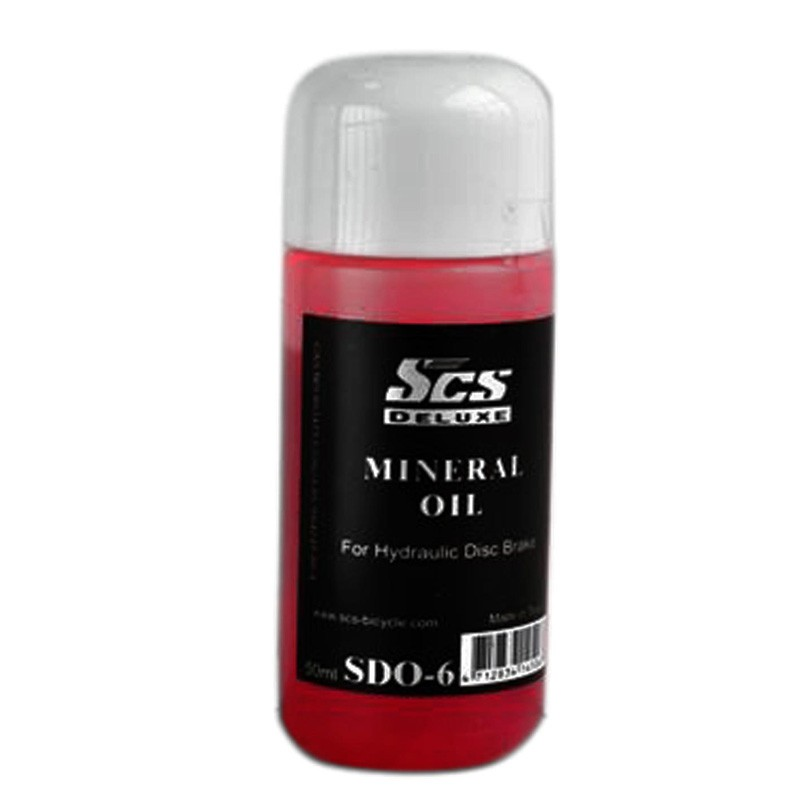 Oleo Mineral para Freio de Bicicleta SDO-6 50ML