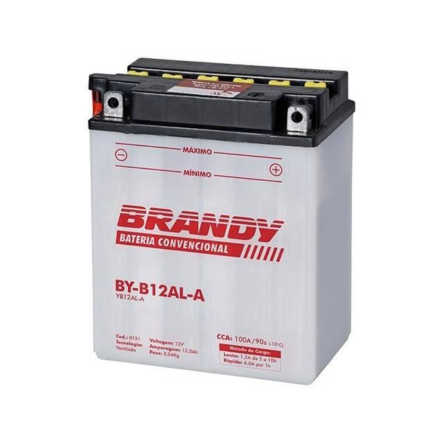 Bateria Tenere 600 / Virago 535 BY-B12AL-A (BRANDY)