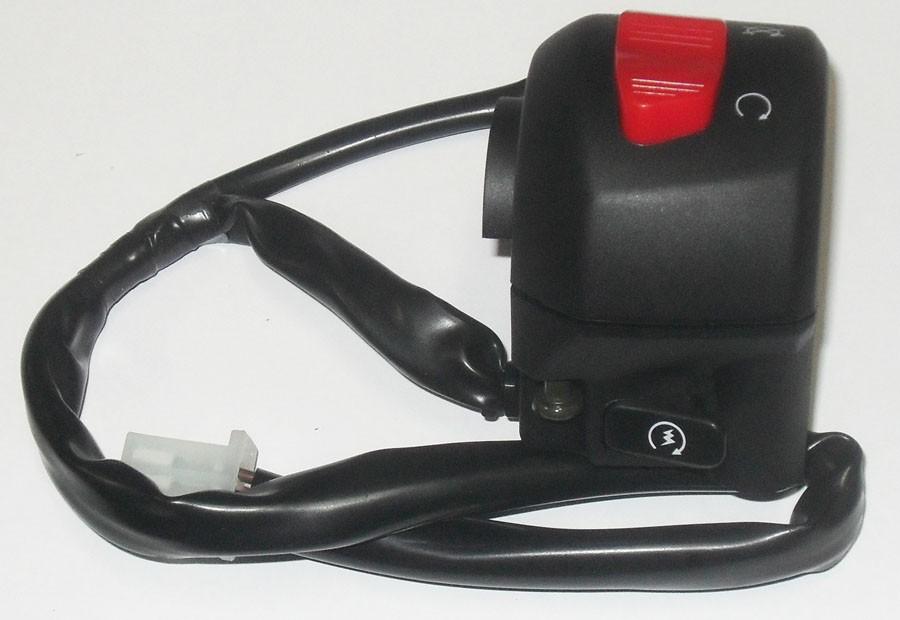 Interruptor de Partida / EMERG Yamaha Fazer 250 ATE 2010 (magnetron)