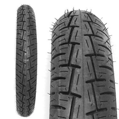 Pneu Traseiro Intruder 250 Pirelli CITY Demon 120/90-16 63S TL
