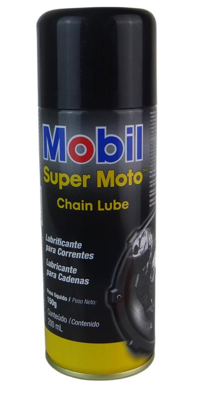Lubrificante de Corrente SPRAY Mobil Chain Lube 200ML