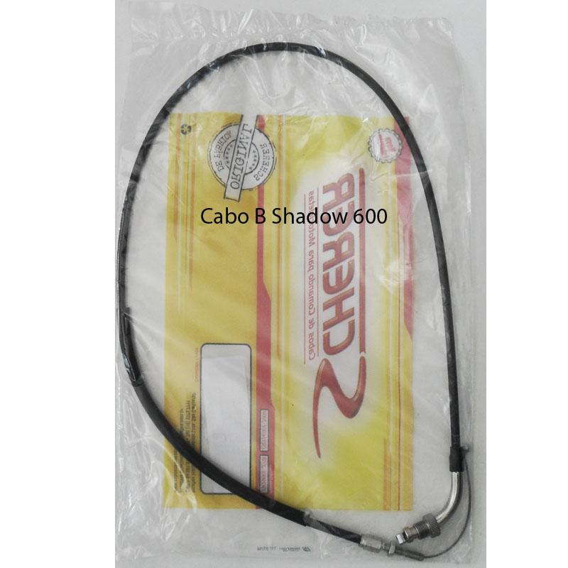 Cabo Acelerador B Shadow 600 (sherer)