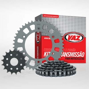 Kit Relação Dafra Apache 150 44X13 - 428H124 (VAZ)