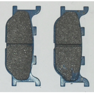 Pastilha Freio Diant MAX 125 / Virago 250 / XJ6 / MT 03 / NH 190 (BRANDY)