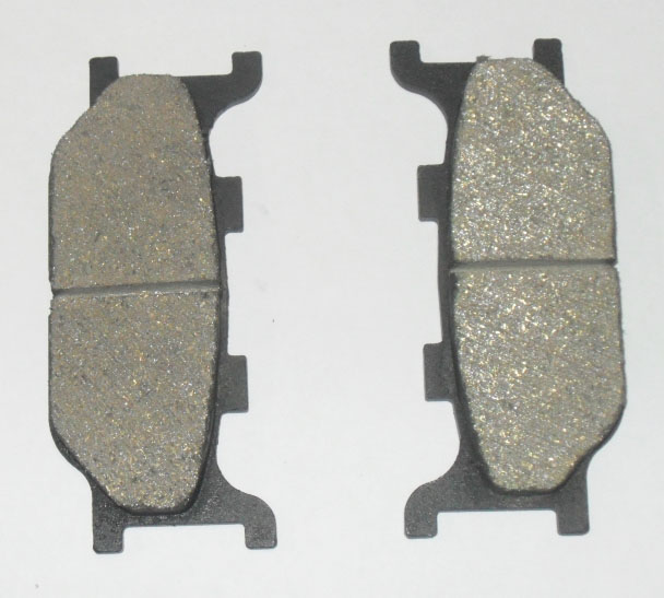 Pastilha Freio Diant MAX 125 / Virago 250 / XJ6 / MT 03 (fischer Metalica)