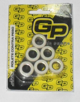 Rolete de Embreagem Suzuki Burgman 125 2011 em Diante C/ 6 Peças (GP)