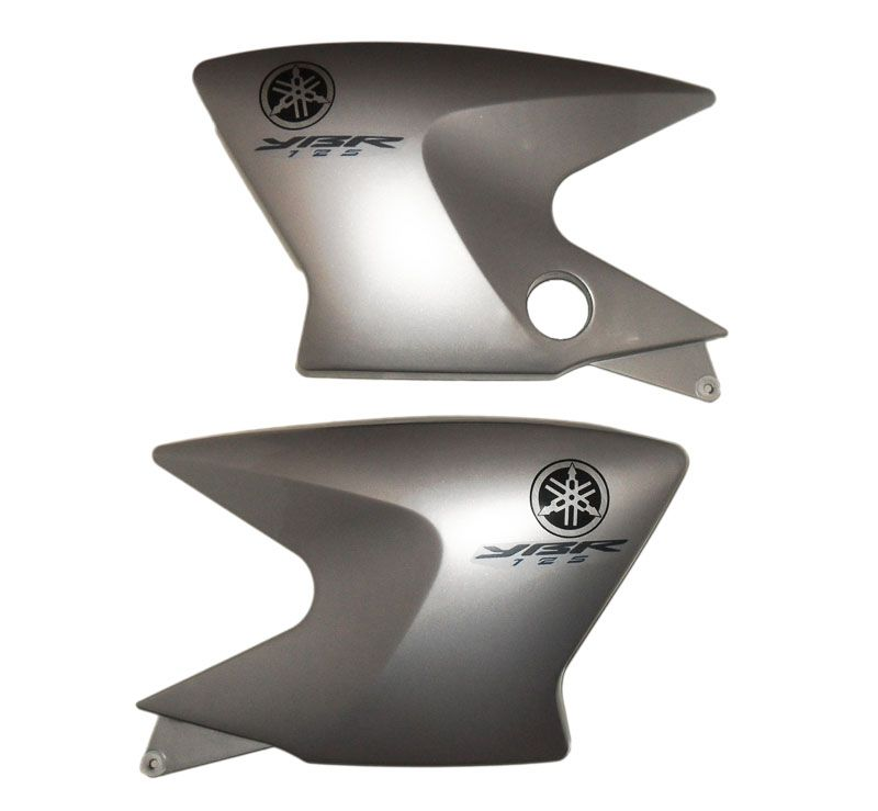 ABA do Tanque Yamaha Factor 125 2009 a 2012 com Adesivo