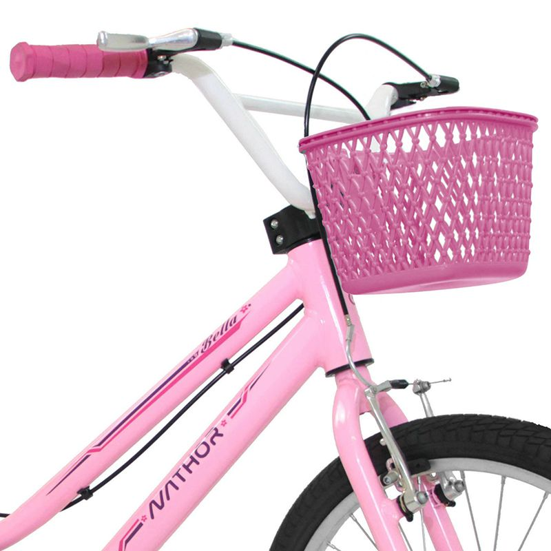Bicicleta Nathor ARO 20 Feminina Bella
