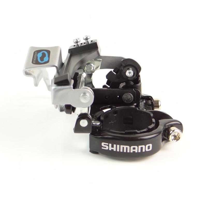 Cambio Bicicleta Dianteiro Shimano Tourney FDTX800-T Triplo