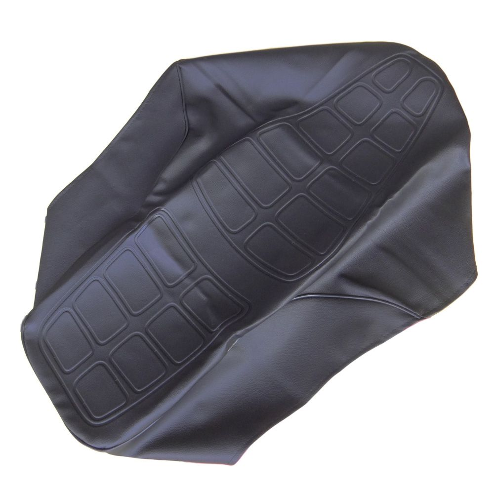 Capa de Banco Intruder 125 Suzuki Preta (piraval)