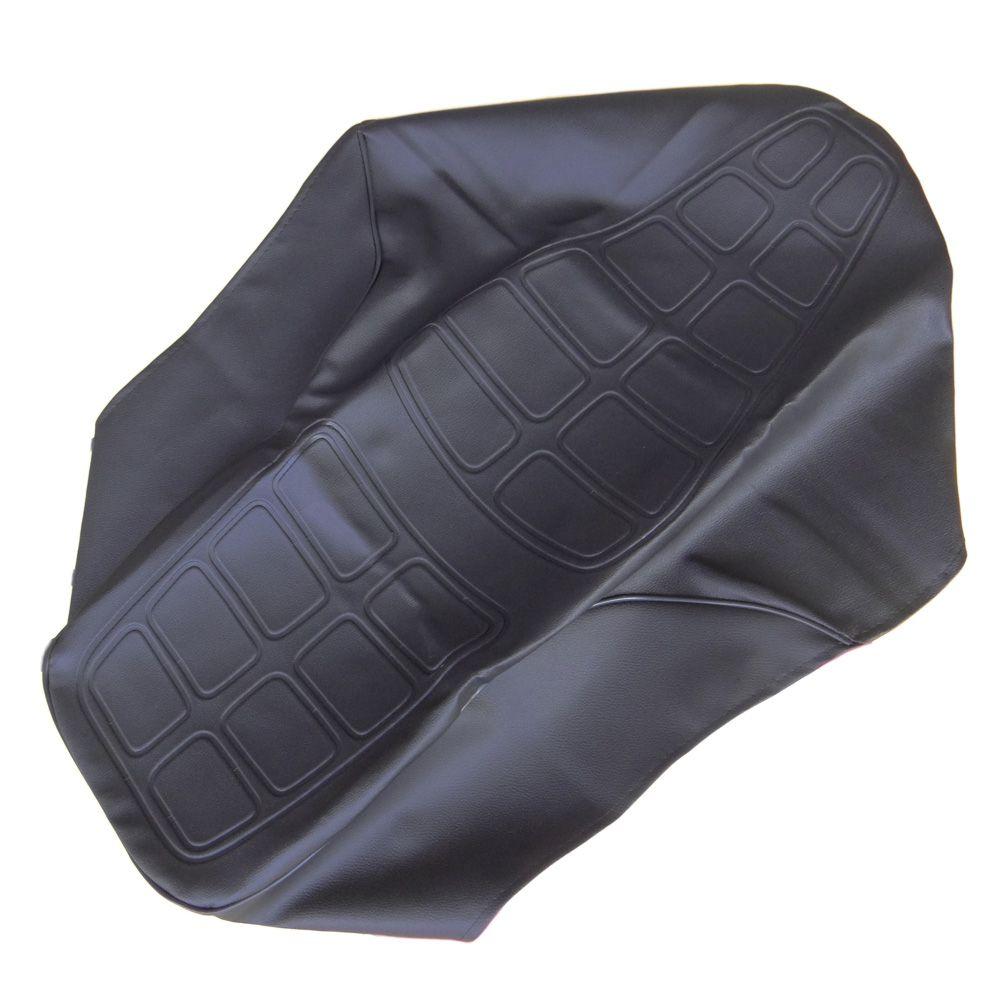 Capa de Banco Suzuki Intruder 125 Preta (piraval)