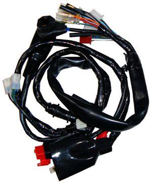 Chicote Principal Honda CBX 200 Strada (magnetron)