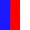 Azul Vermelho Branco
