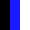 Preto Azul Branco