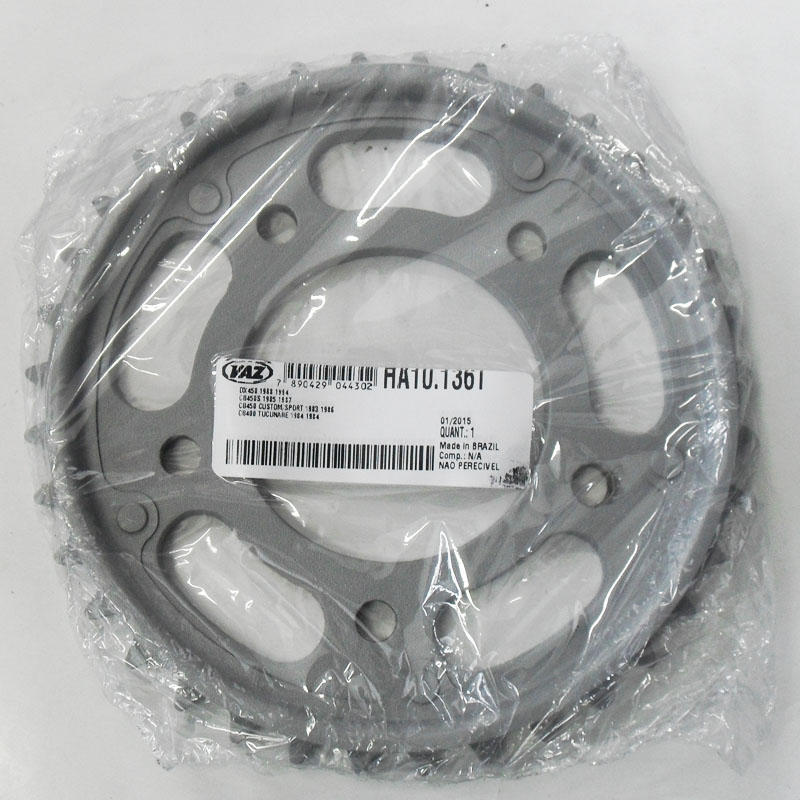 Coroa Honda CB 450 36D 5 Furos (VAZ)