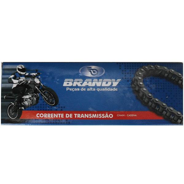 Corrente de Transmissão 520H - 102 NEXT 250 / NX 200 (BRANDY)