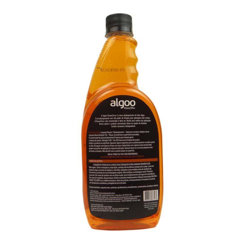 Desengraxante Multi USO Algoo Power SPORTS 700ML Citrus