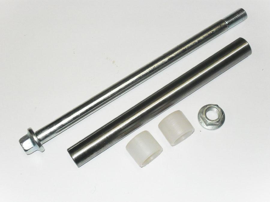 Eixo do Quadro Elastico Speed 150 Dafra C/ Bucha C/PORCA (reggio)