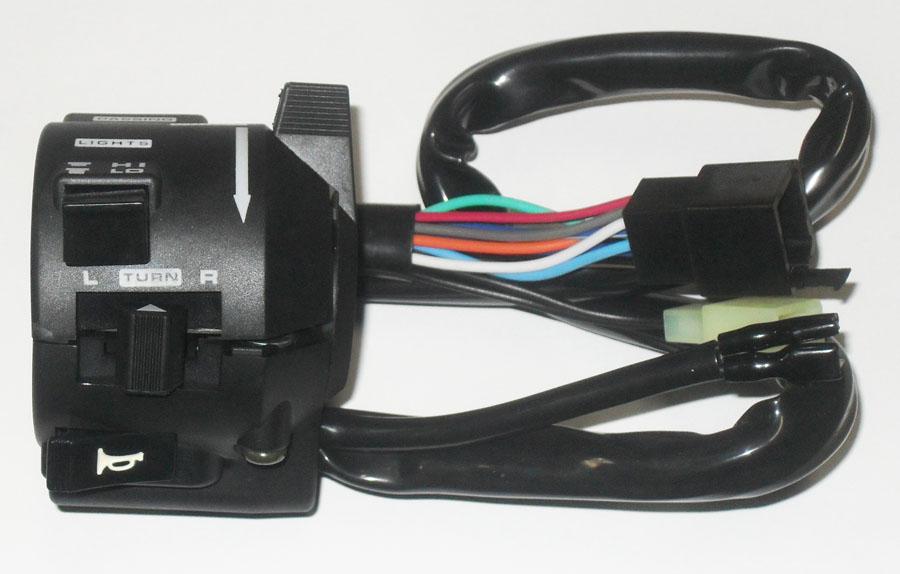 Interruptor de LUZ Honda CBX 250 Twister 06 em Diante (magnetron)