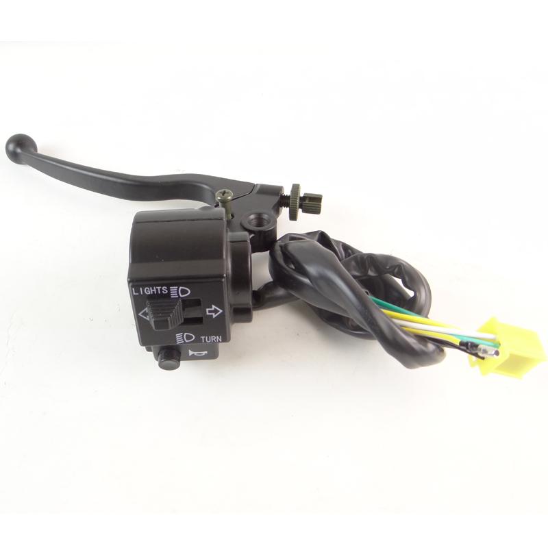 Interruptor de LUZ Suzuki YES ATÉ 07 / Intruder 125 ATE 2010 ESQ (allen)