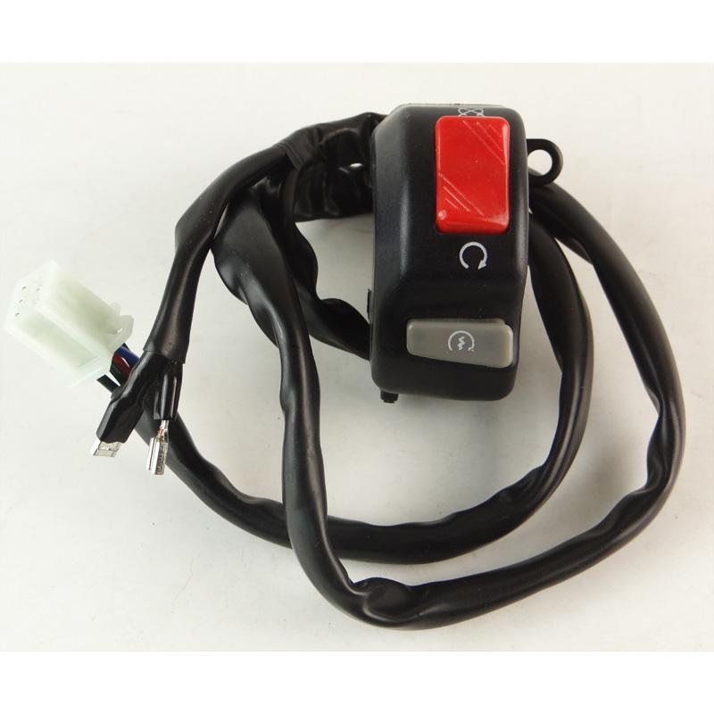 Interruptor de Partida / EMERG Yamaha Lander 250 09 em Diante (condor)