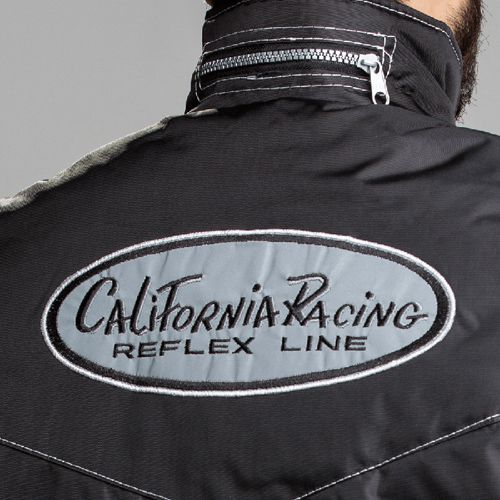 Jaqueta California Racing Refletiva GGGG
