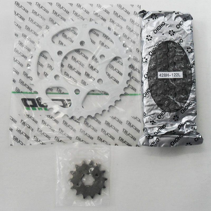Kit Relação Crosser 150 41X14 - 428HX122 (SCUD)