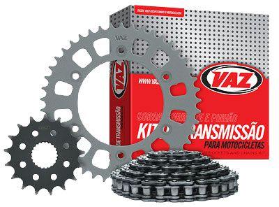 Kit Relação Dafra Kansas 150 15X42 / 428HX120 (VAZ)