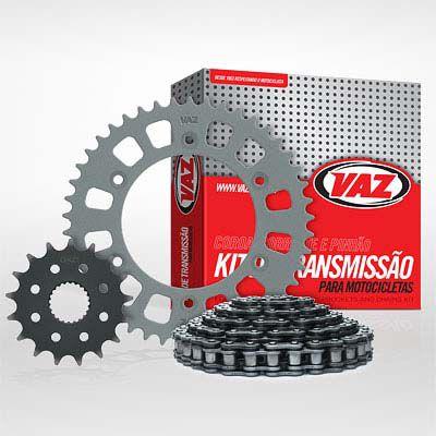 Kit Relação Dafra Speed 150 15X43 / 428HX114 (VAZ)