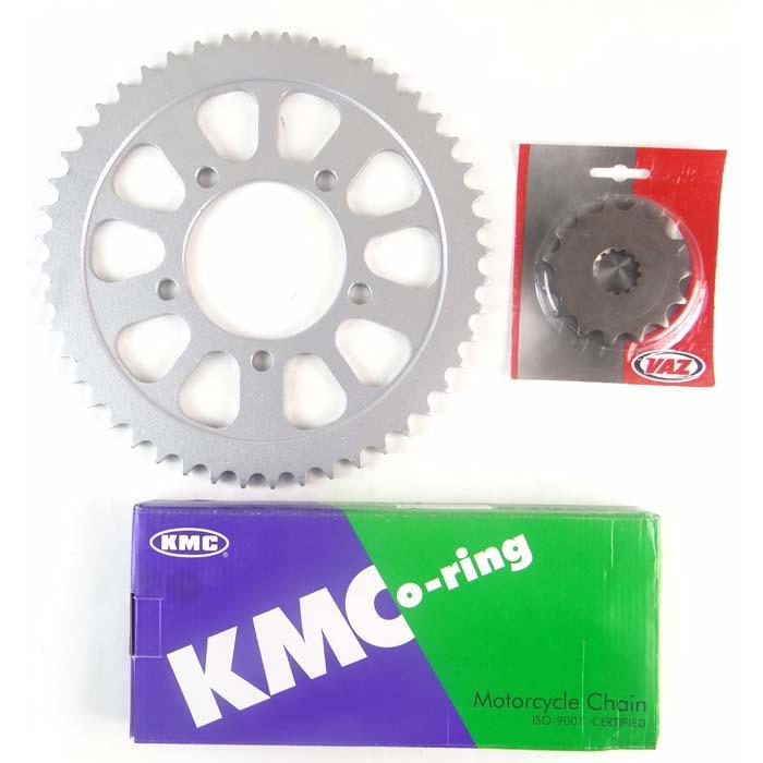Kit Relação Suzuki Marauder 800 48X15 - 530UO120 (VAZ + KMC)