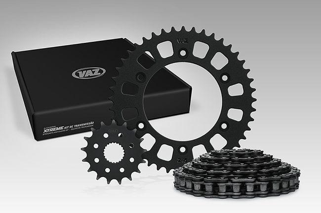 Kit Relação Tenere 250 13X40 - 520H0R106 (VAZ) C/ RET