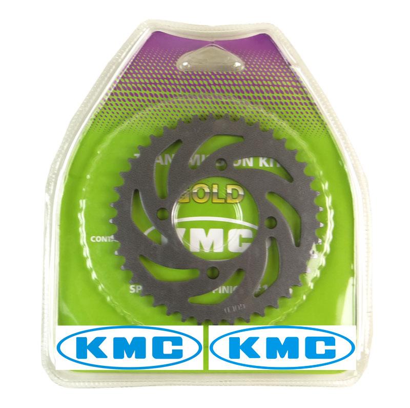 Kit Relação Yamaha CRYPTON 115 2011 41X15 - 420H108 (KMC GOLD)