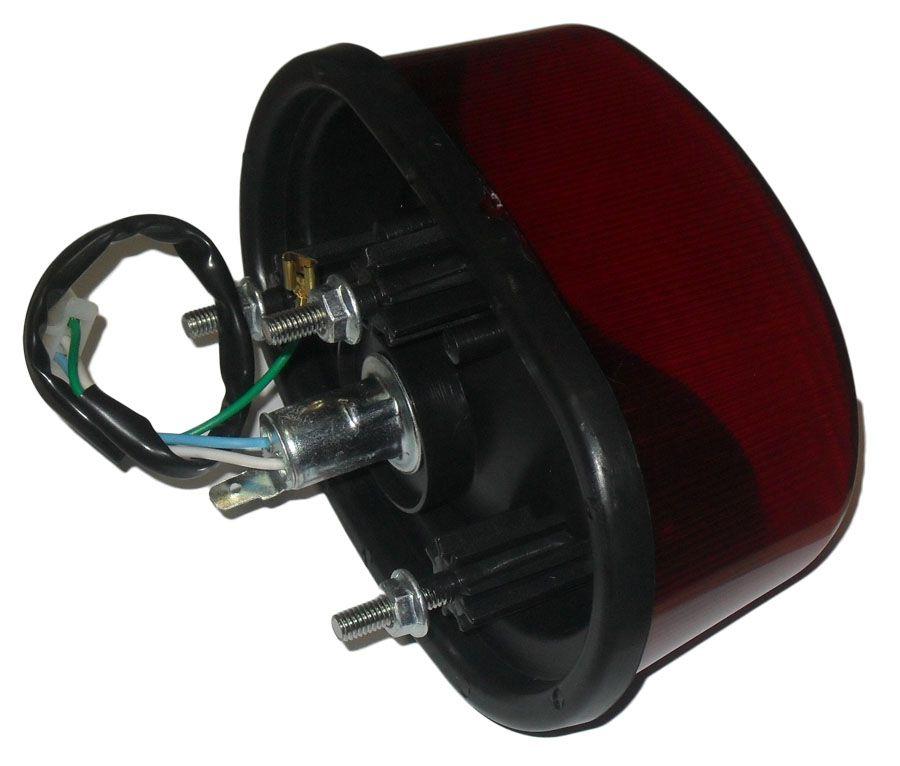Lanterna YES 125 ELNTE Vermelha (sportive)