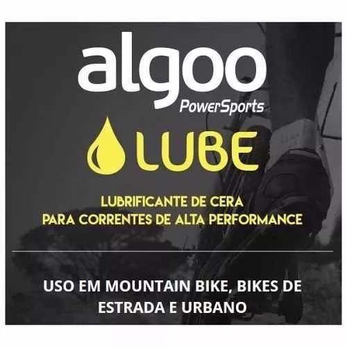 Lubrificante de Corrente de Bicicleta Algoo Lube Cera 200ML