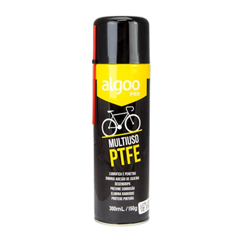 Lubrificante de Corrente de Bicicleta Algoo PTFE Multiuso SPRAY 300ML