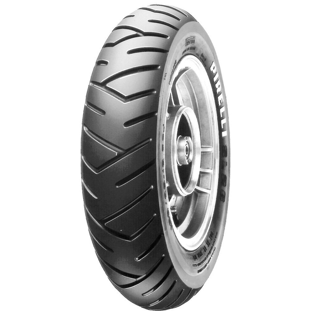 Pneu Dianteiro Burgman 125 Pirelli SL26 59J 90/90-10
