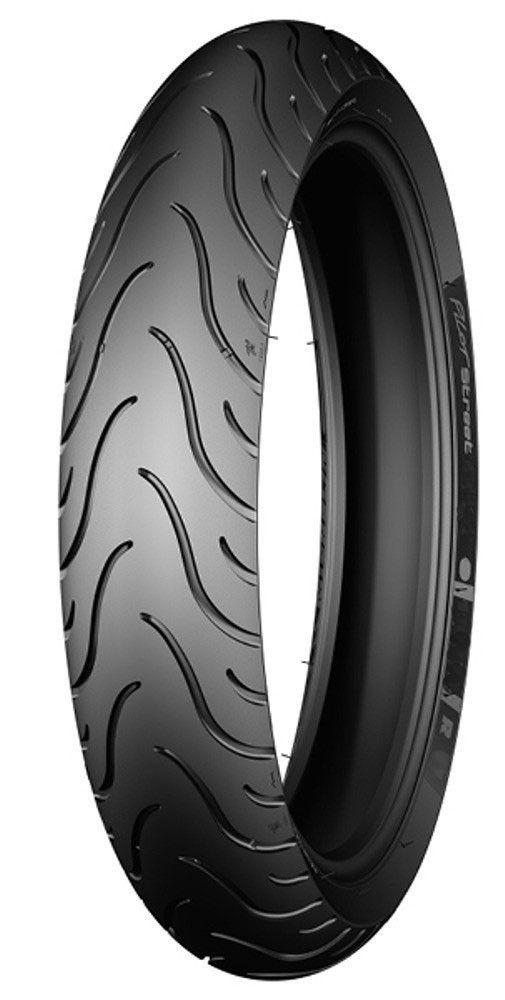 Pneu Dianteiro CBX 200 / YES Michelin Pilot Street 2.75-18 42P TL