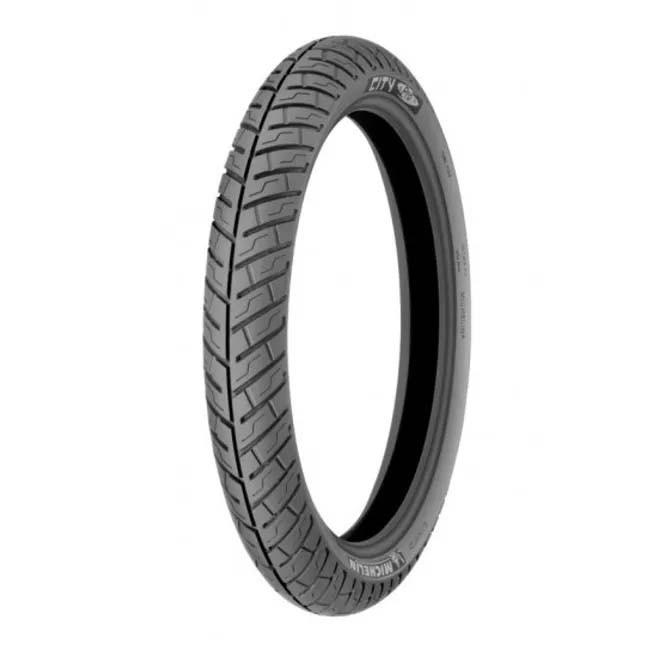 Pneu Traseiro Intruder 125 / Kansas Michelin CITY PRO 3.50-16 58P TT