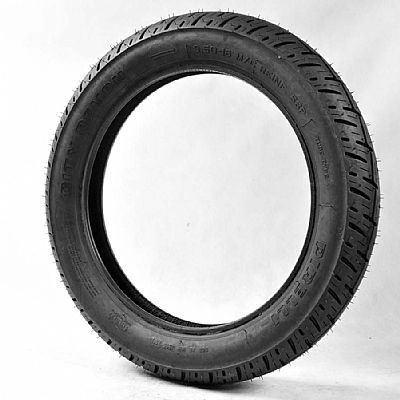 Pneu Traseiro Intruder 125 / Kansas Pirelli CITY Demon 3.50-16 58P TT
