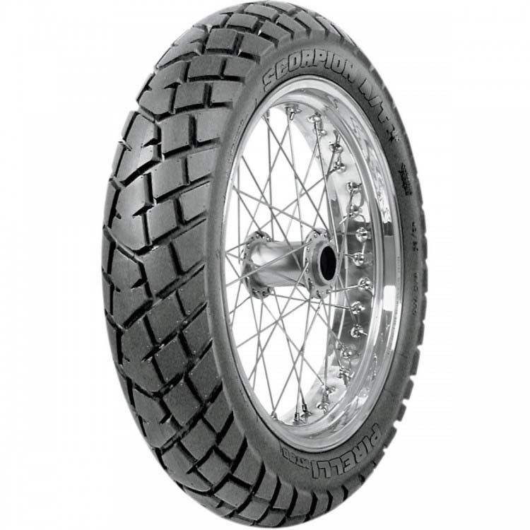 Pneu Traseiro XT600 / Falcon Pirelli MT90 120/90-17 A/T 64S