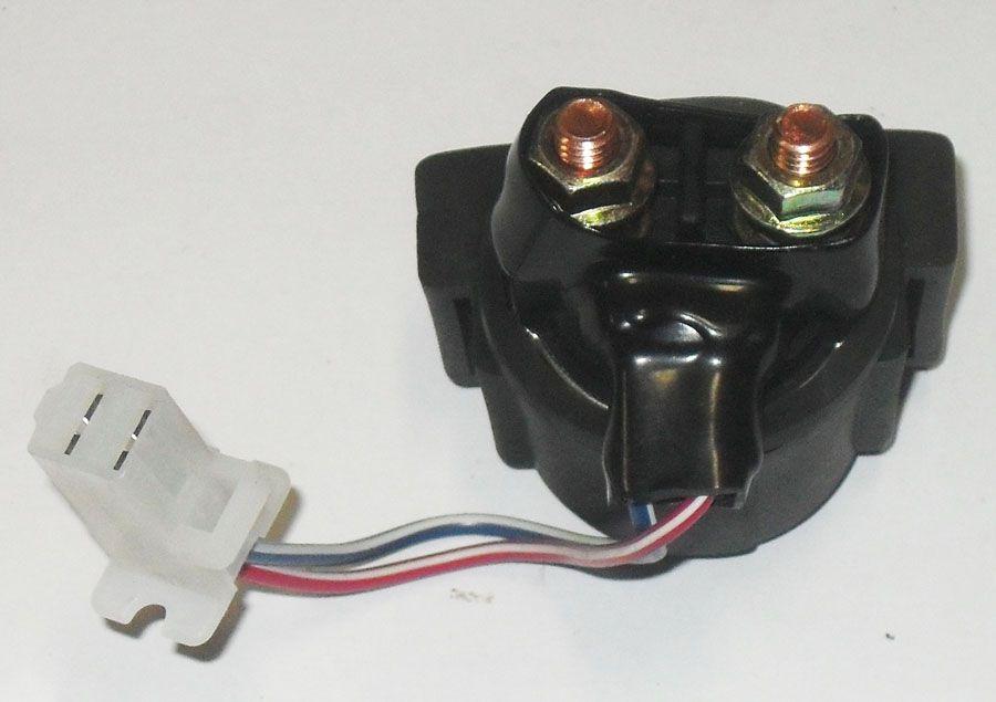 Rele de Partida XT 225 / TDM 225 Yamaha (magnetron)
