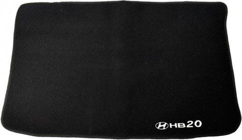 Tapete Carpete Porta Mala Tevic Hyundai Hb20 2012 Em Diante
