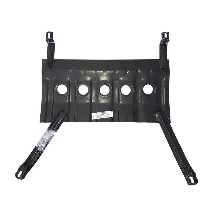 Protetor de Carter Completo Chevrolet Cobalt Spin Onix Prisma Com Parafusos Fixadores