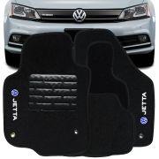 Tapete Carpete Tevic Volkswagen Jetta 2011 12 13 14 15 16 17