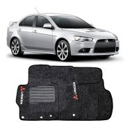 Tapete Carpete Tevic Mitsubishi Lancer 2012 13 14 15