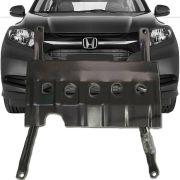 Protetor de Carter Completo Honda Hrv Hr-v 2015 16 17 18 19 20 Com Parafusos Fixadores